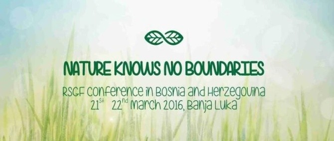 "Rufford Conference ""Nature knows no boundaries"""